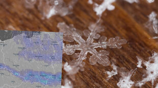 Pogoda na 5 dni: sypnie śniegiem, za dnia chwyci mróz