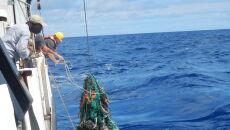 Śmieci pływające w oceanie (The Ocean Cleanup)